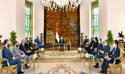"""""""الرئاسة المصرية"""" تؤكد على أهمية التنسيق مع ألبانيا خلال وجودها في مجلس الأمن"""