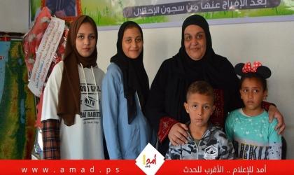 الأسيرة المحررة أبو كميل: عشت ثلاثة أيام أصعب من ست سنوات في السجون الإسرائيلية - فيديو