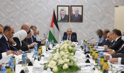 أبرز قرارات مجلس الوزراء الفلسطيني خلال جلسته الأسبوعية في بيت لحم