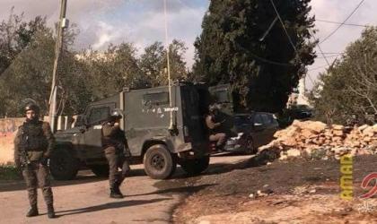 قلقيلية: وقفة احتجاجية على إغلاق مداخل بلدة عزون