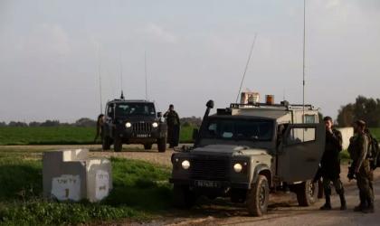 """شبان يستهدفون قوات الاحتلال بعبوة """"محلية الصنع"""" شرق قلقيلية"""