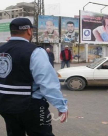 """مرور غزة تنشر تنويهاً بأعمال الصيانة والاغلاقات في القطاع """"الثلاثاء"""""""