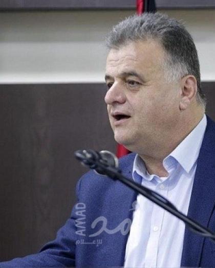 سعد يحذر العمال من المشاركة في شقّ الشارع الإستيطاني حول بلدة حوارة