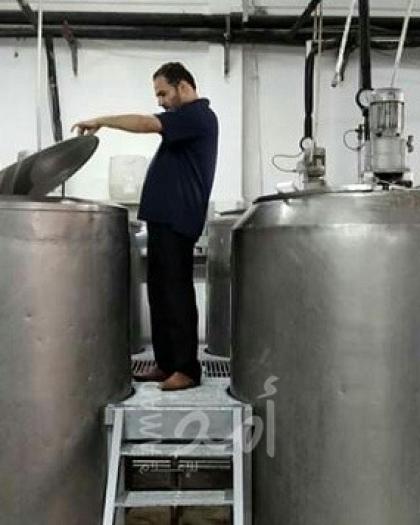 إقتصاد غزة تنظم جولات ميدانية على منشآت غذائية وصناعية