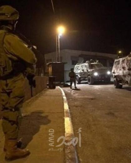 قوات الاحتلال تعتقل شابًا من مخيم جنين