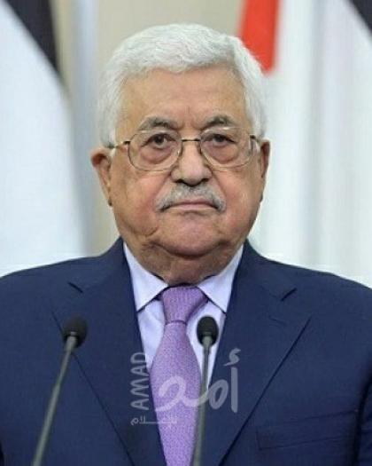 عباس يعزي بوفاة رئيس الوزراء البحريني