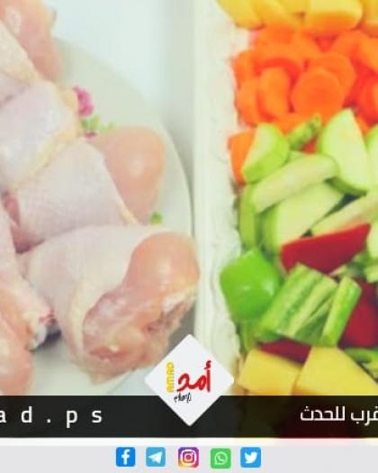 أسعار الخضروات واللحوم في قطاع غزة السبت