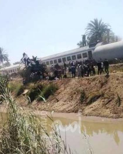 حماس تعزي مصر وأسر ضحايا حادث القطار الذي وقع في محافظة القليوبية
