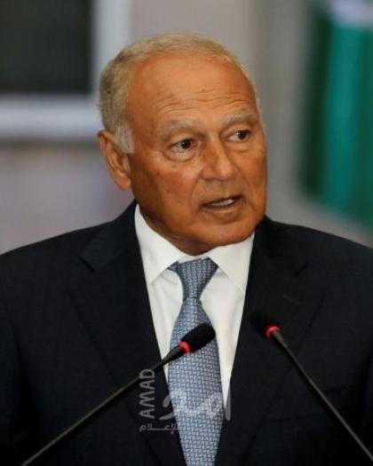 أبو الغيط يرحب بوقف إطلاق النار  بين إسرائيل وقطاع غزة