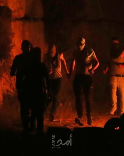 وحدات الإرباك الليلي تُعلن الاستنفار شرق قطاع غزة مساء السبت
