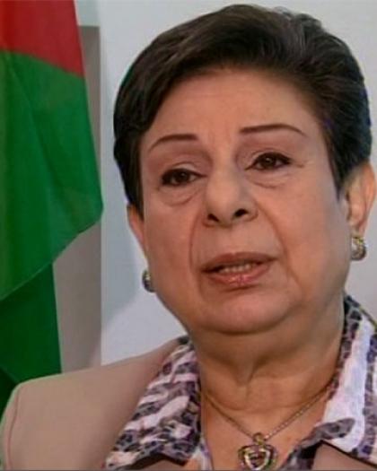 """مصدر يكشف لـ """"أمد"""" السبب الحقيقي لاستقالة حنان عشراوي"""